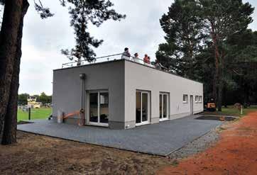 Neues Vereinsheim